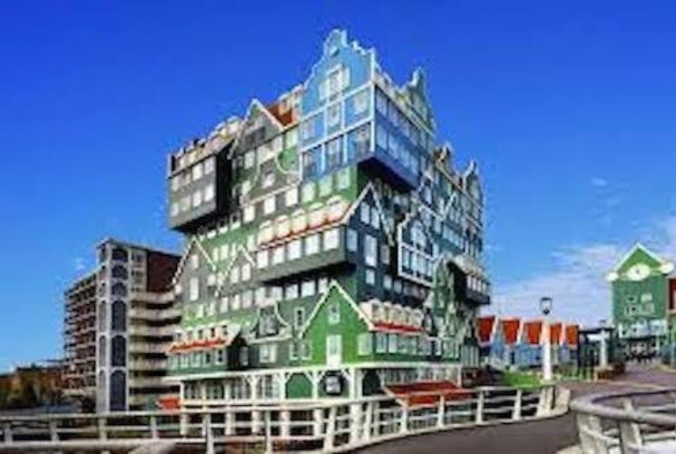 2 Zaandam Inntel Hotel City Hall
