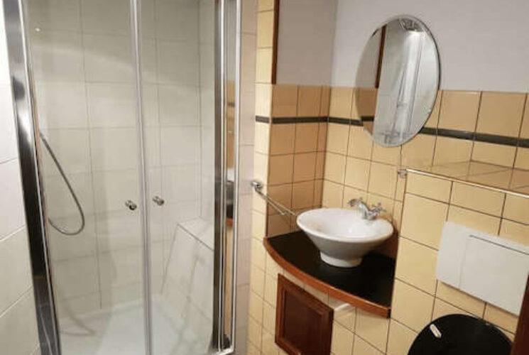 Leafde Fan Fryslân Cabin Bathroom 1