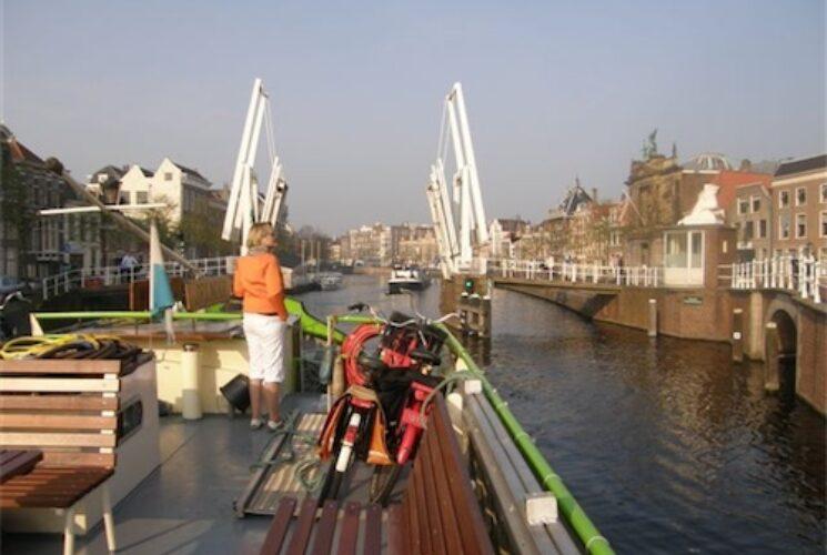 Lena Maria bike barge