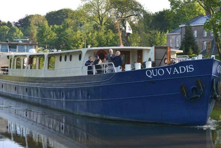 Rad Und Schiff Reisen 2018 Belgien Brügge Dutch Barge Cruises