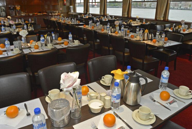 Sir Winston Restaurant Fruehstueck Juni2013