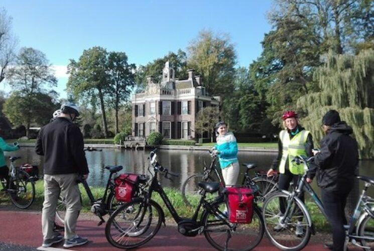 Amsterdam Cologne Breukelen Cycling 01