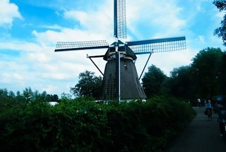 Highlights Of  Holland Molen