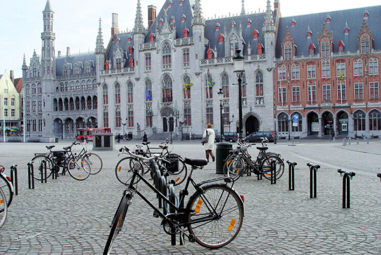 Holland Flanders cycle holiday