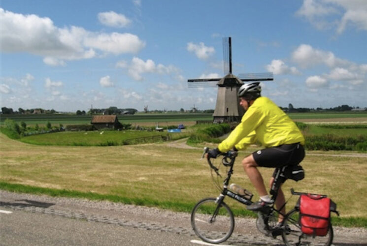 Holland Flanders sail and bike