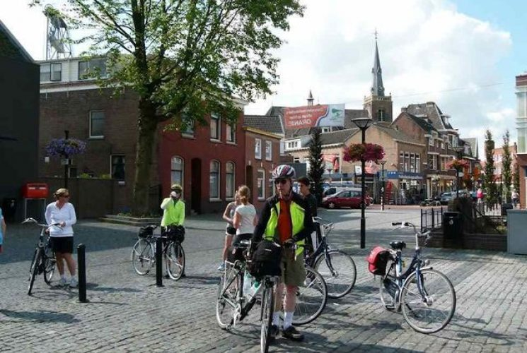 Holland Meets  Belgium Fietsers