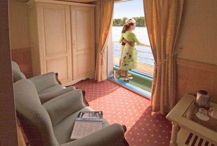 Provence Cabin Upper Deck 2