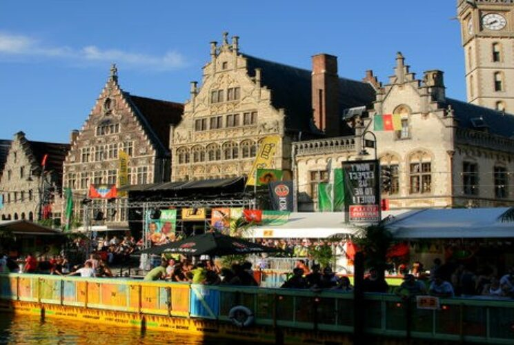 Amsterdam Bruges Cycletours